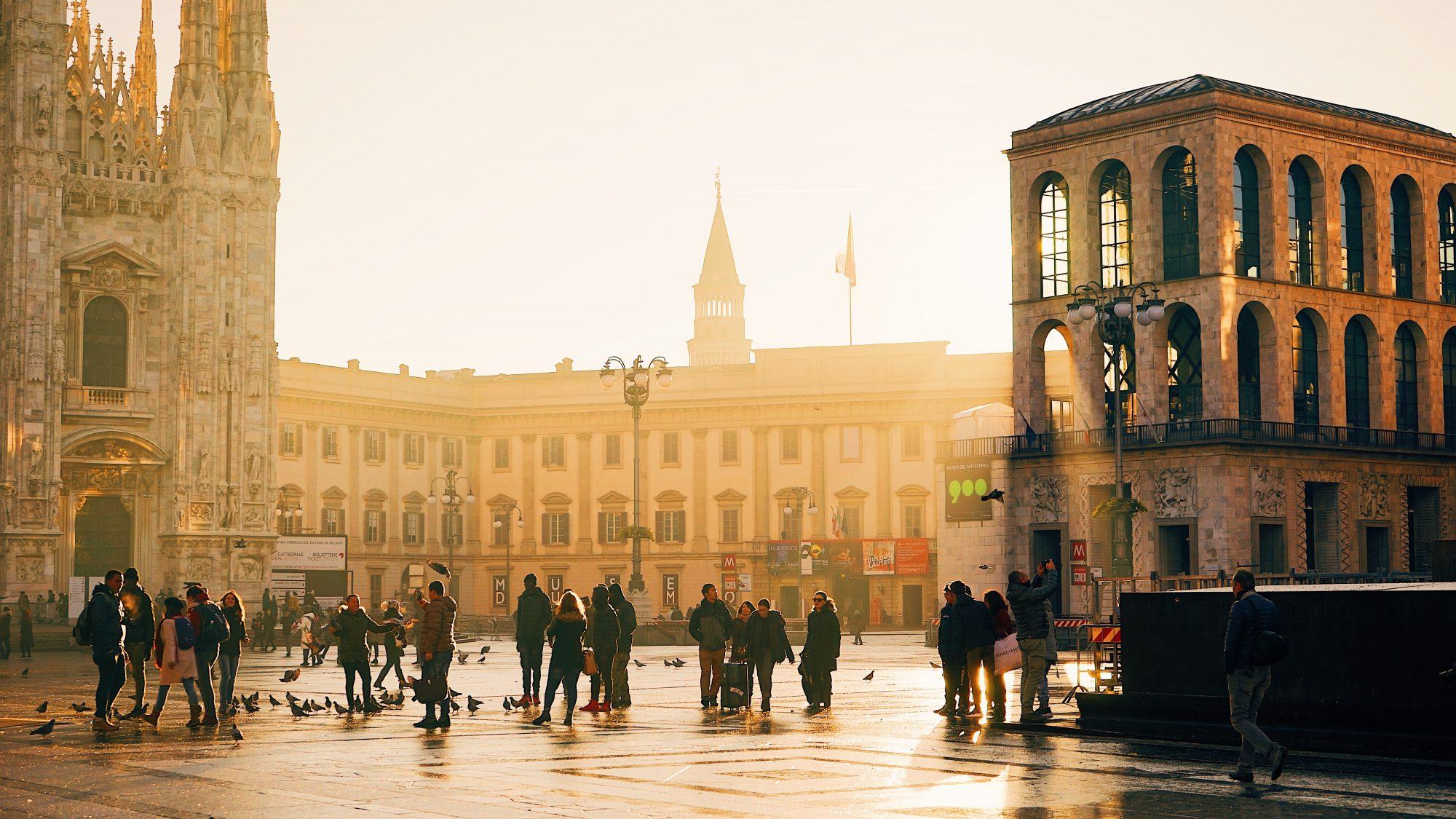 Attraktioner i Milano og de bedste oplevelser
