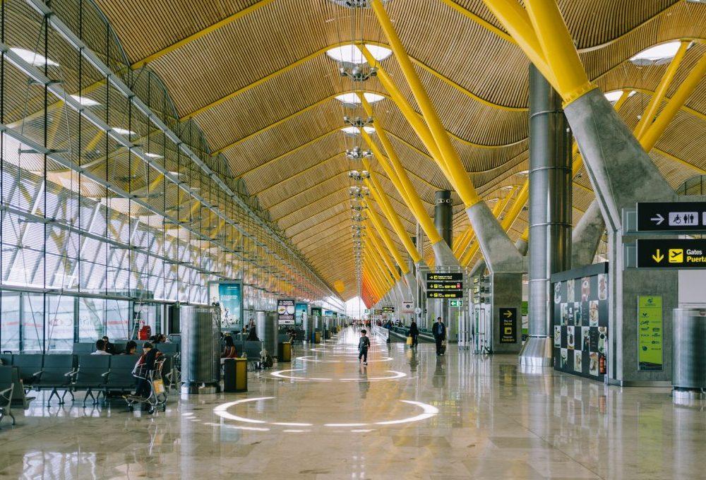 Transport fra Madrid lufthavn til centrum