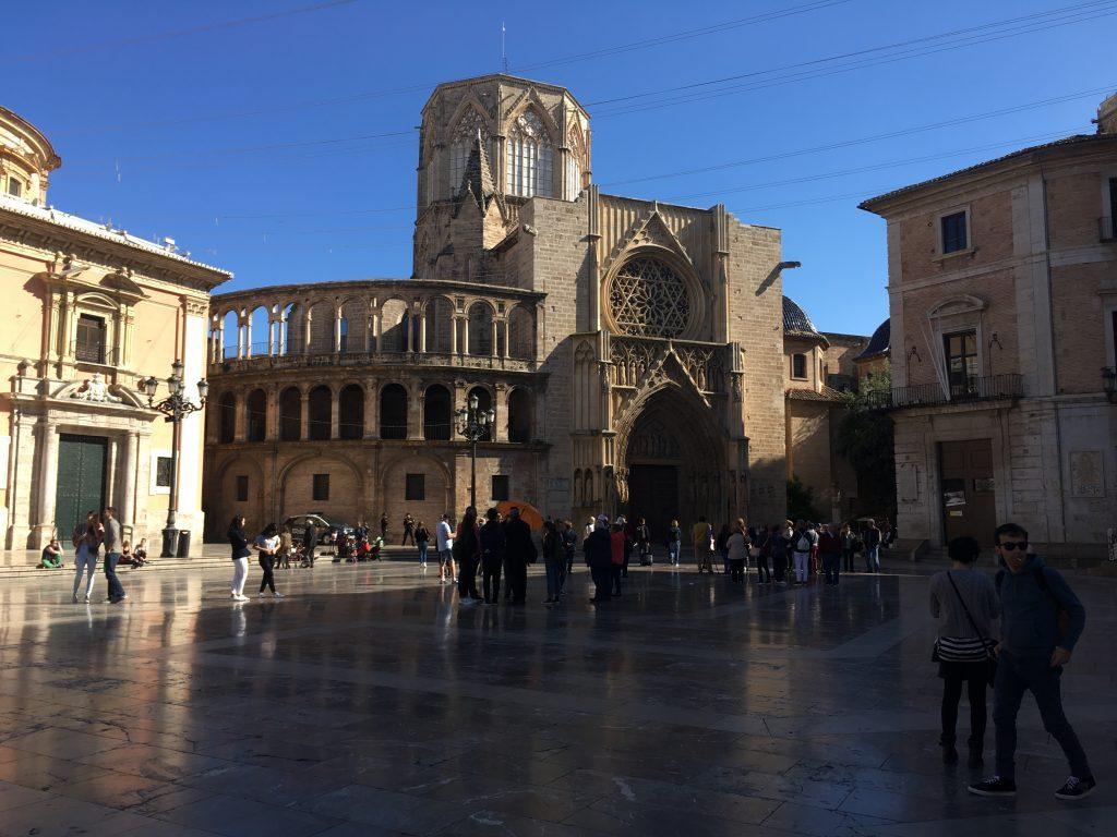 Guide til at finde hotel i Valencia