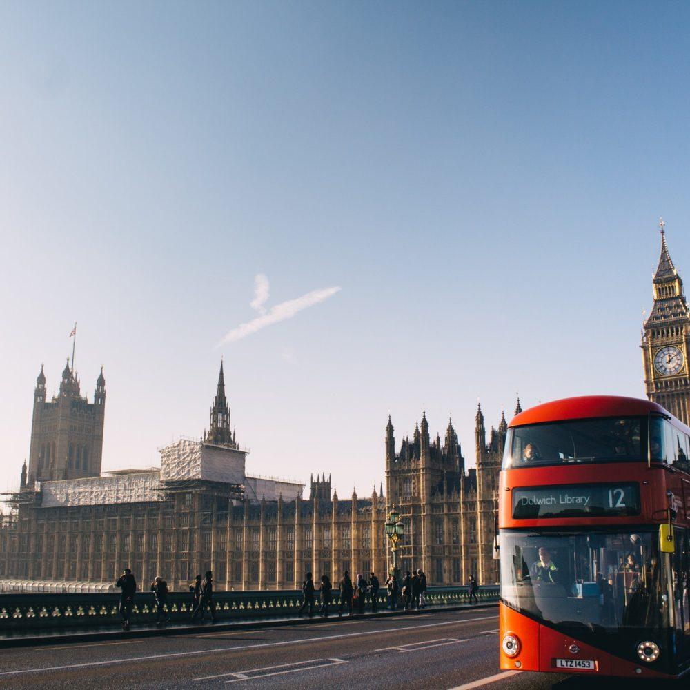Bedste hostels i London