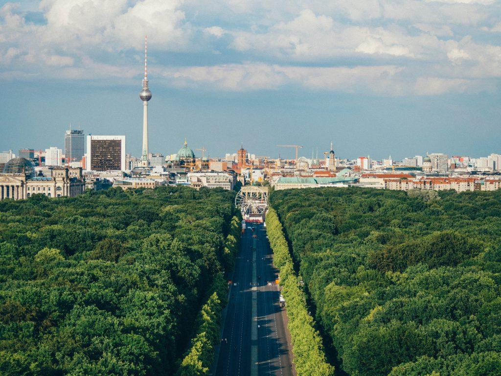 Hvor skal man bo i Berlin?