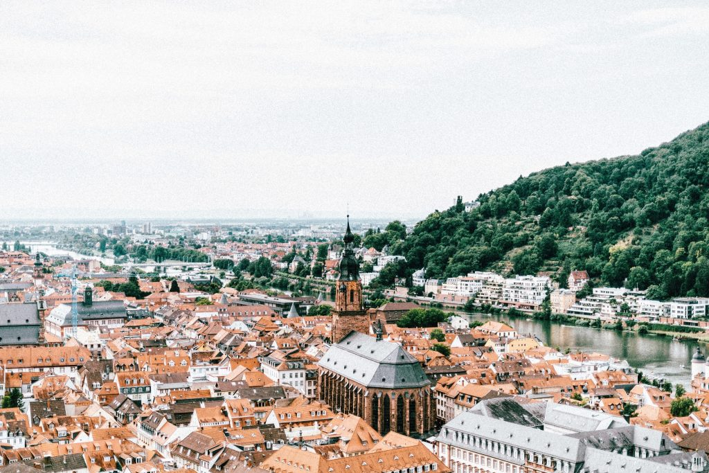 Heidelberg - Seværdigheder og oplevelser