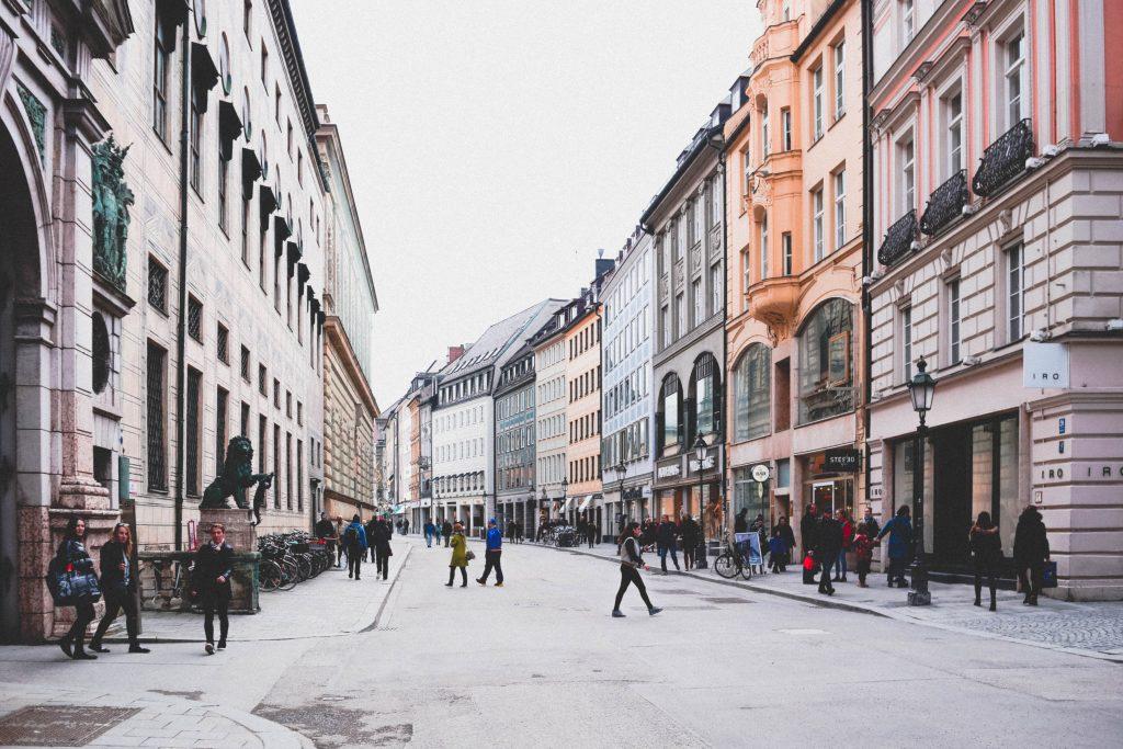 Hvor skal man bo i München?