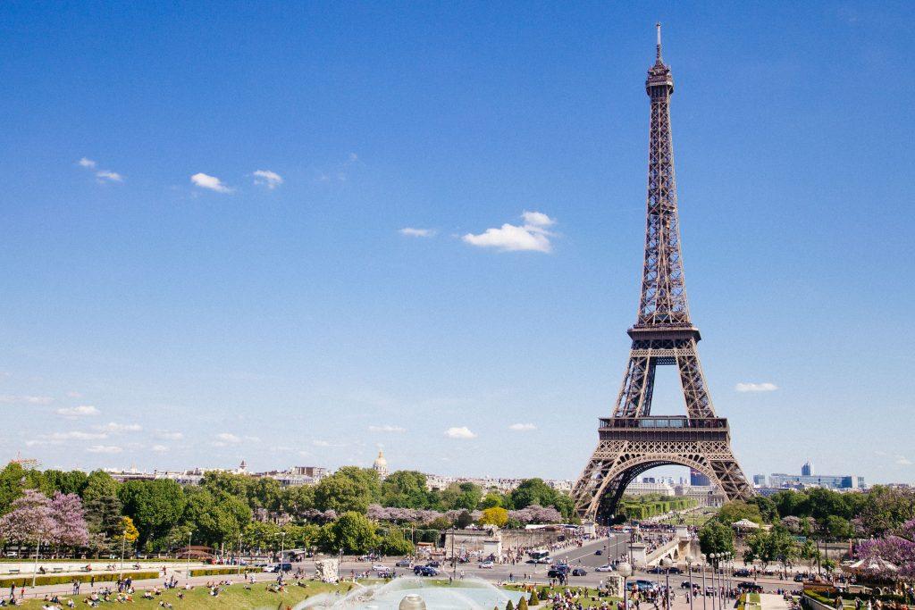 Hvor skal man bo i Paris?