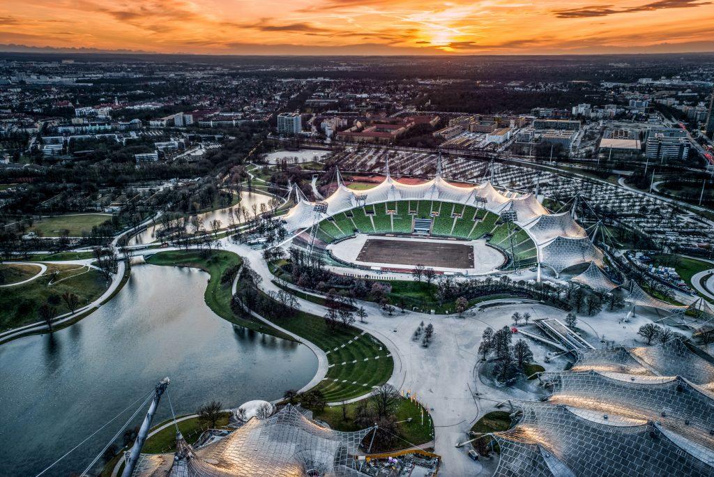 Olympisk stadion München
