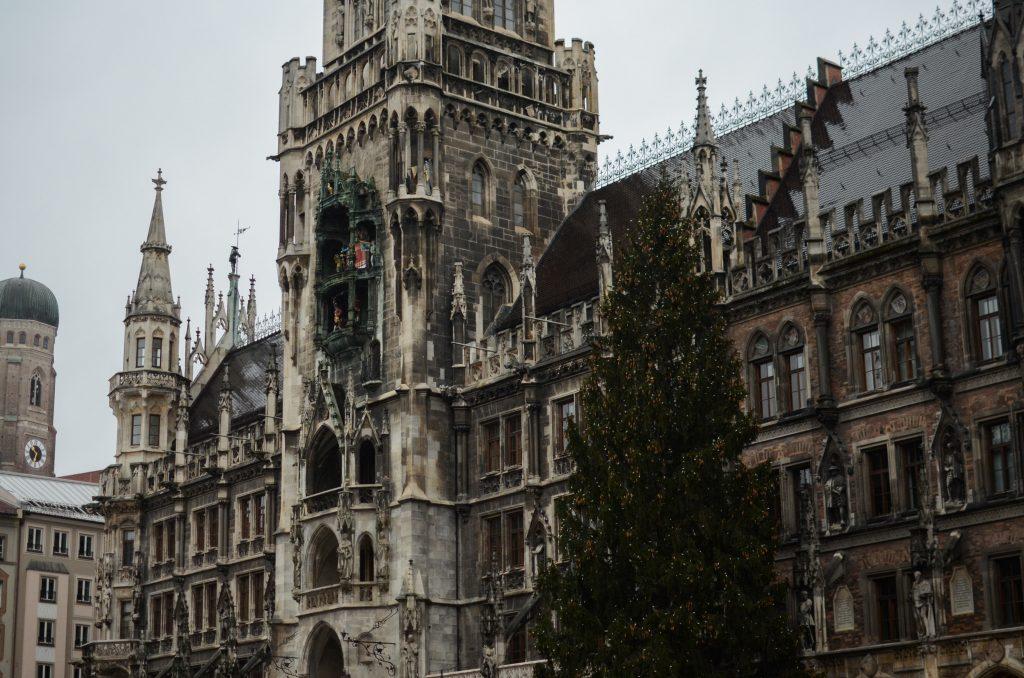 Rådhuset i München