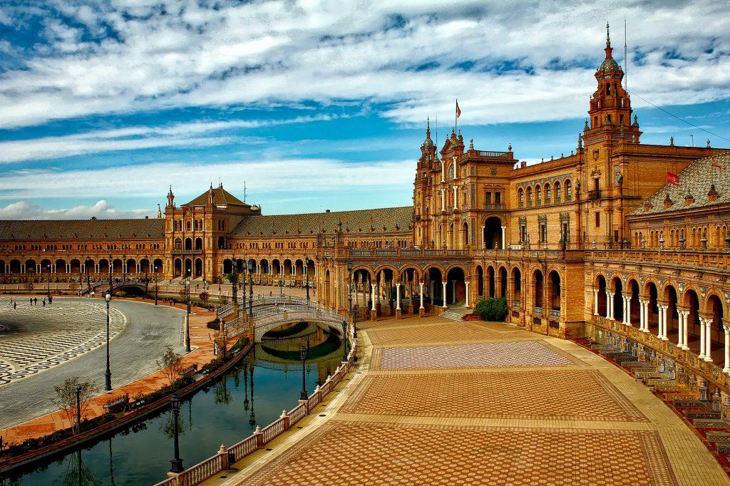 Seværdigheder i Sevilla