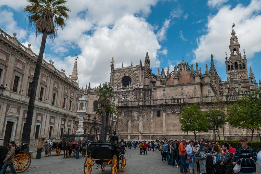 Sevillas katedral