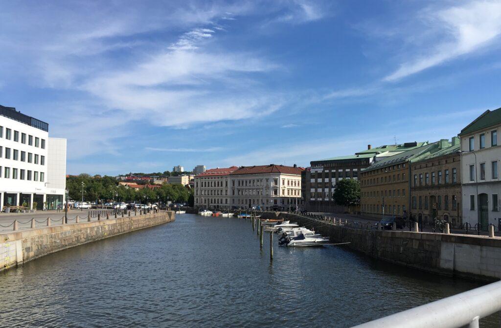 Hvor skal man bo i Göteborg?
