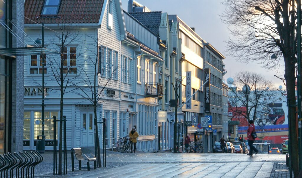 Hvor skal man bo i Kristiansand?