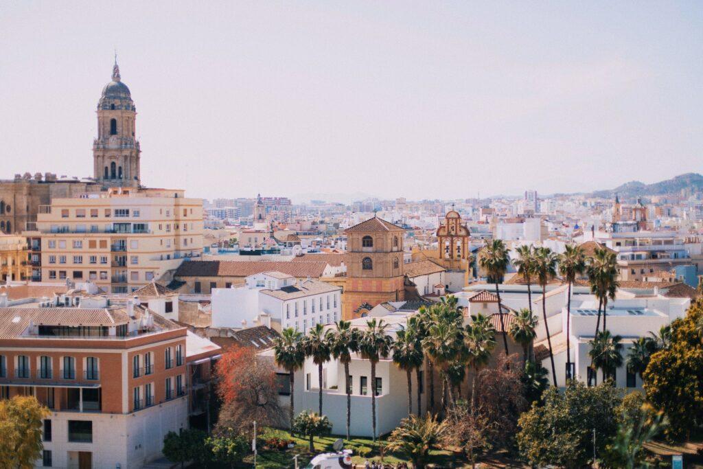 Hvor skal man bo i Malaga