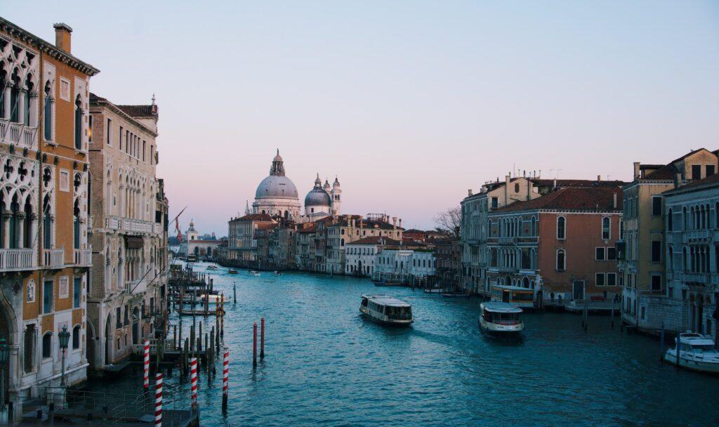 Hvor skal man bo i Venedig?