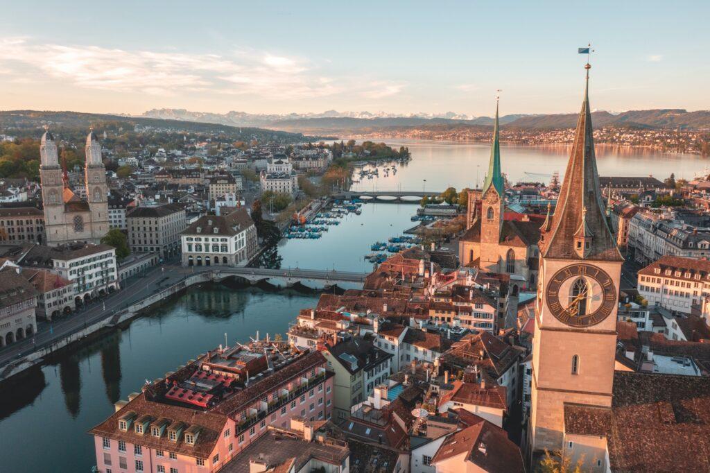 Bedste seværdigheder og attraktioner i Zürich