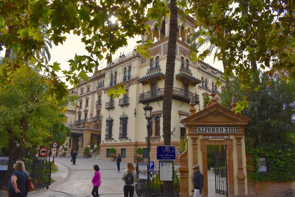 Det bedste hotel i Sevilla - Alfonso XIII