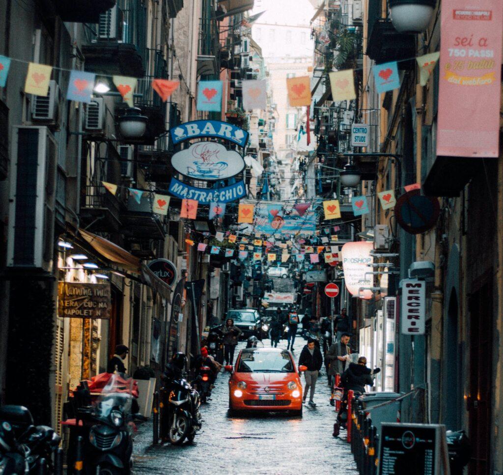 Find et godt hotel i Napoli centrum