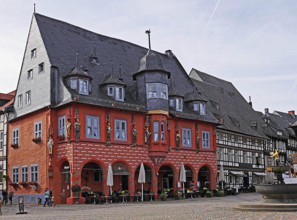 Hotel i Goslar, Harzen
