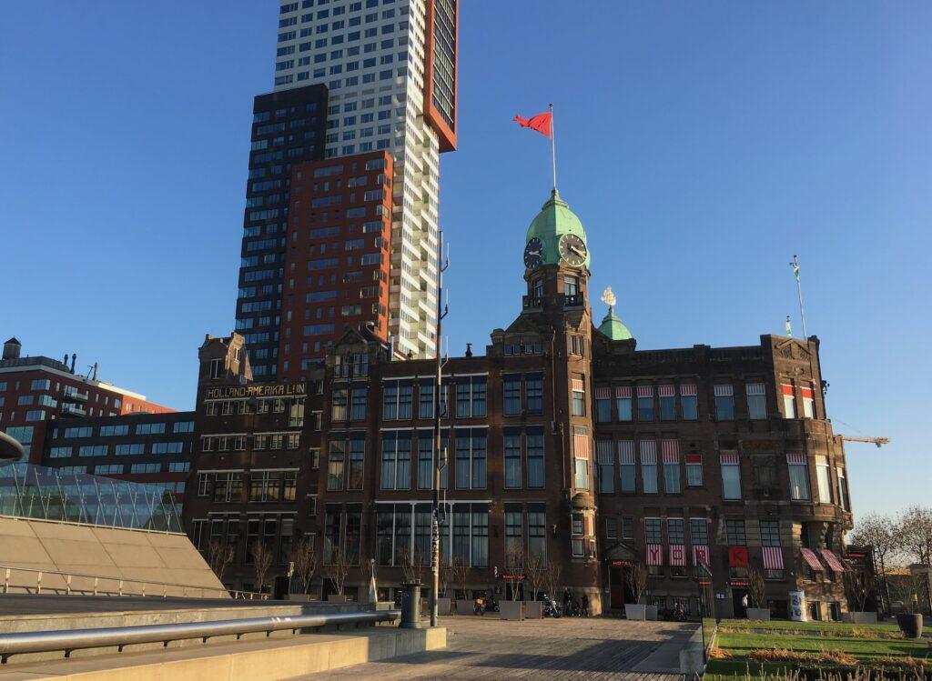 Hotel i Rotterdam - Hvor skal man bo i Rotterdam?