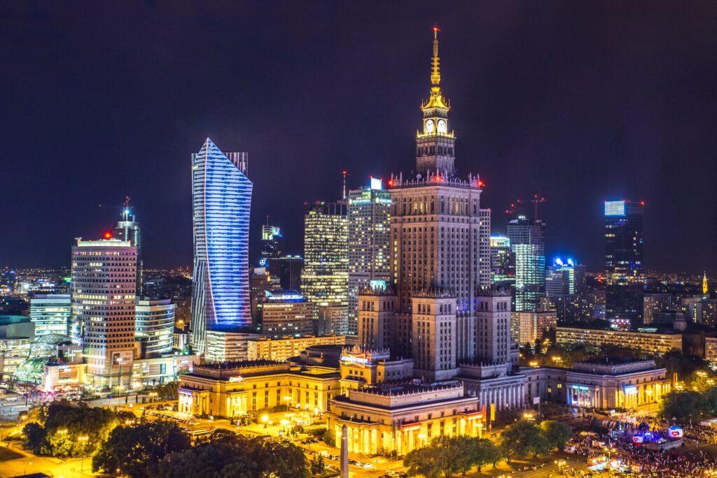Hotel i Warszawa - Hvor skal man bo i Warszawa?