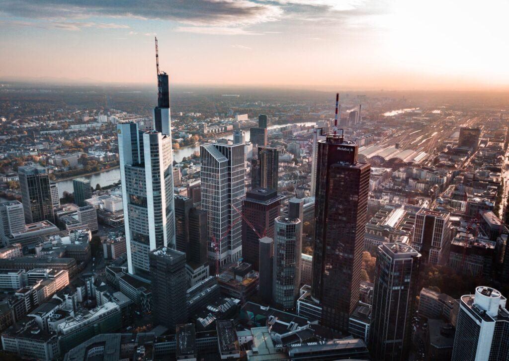 Hvor skal man bo i Frankfurt?