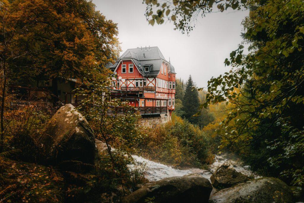 Hvor skal man bo i Harzen?