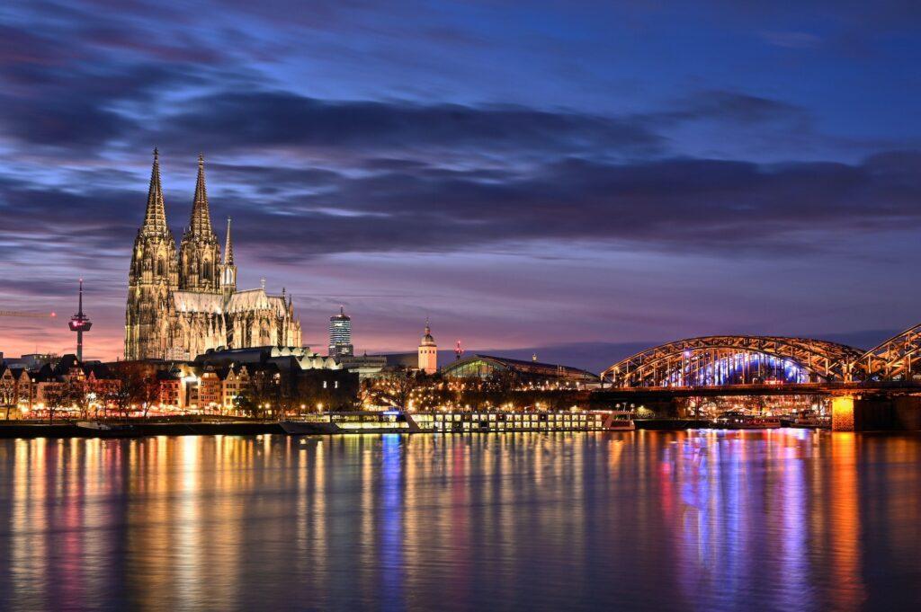 Hvor skal man bo i Köln?
