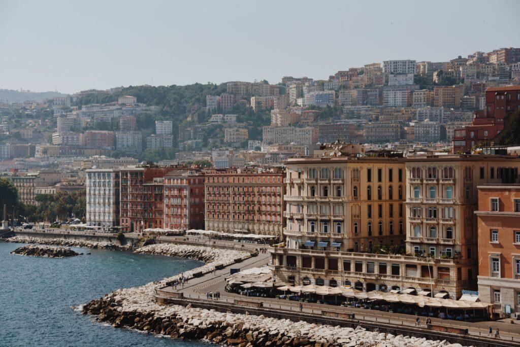Hotel i Napoli - Hvor skal man bo i Napoli?