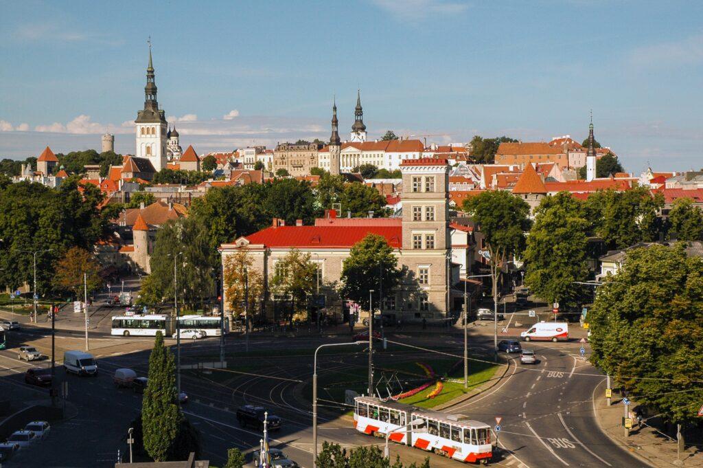 Hvor skal man bo i Tallinn?