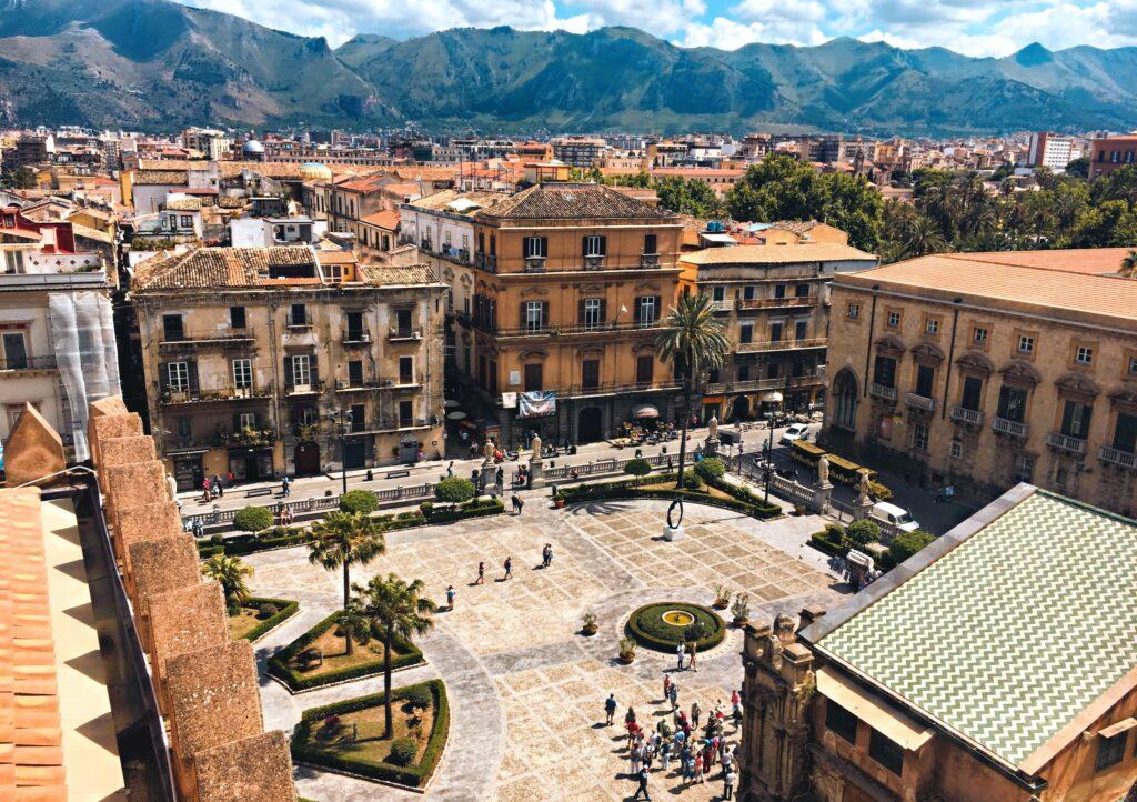 Hvor skal man bo på Sicilien?