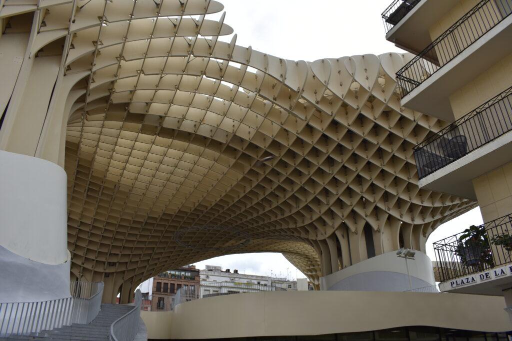 Nær Las Setas er et fint sted at overnatte i Sevilla